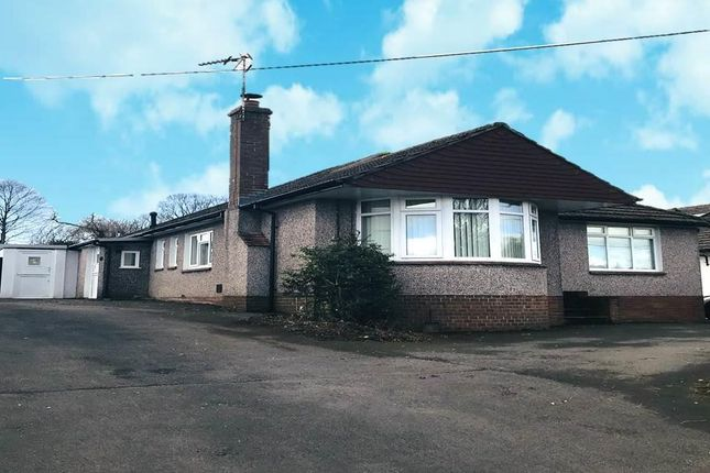 Thumbnail Bungalow to rent in Heol Dowlais, Efail Isaf, Pontypridd