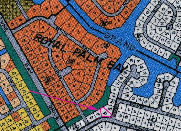 Land for sale in Royal Palm Bay, Grand Bahama, The Bahamas