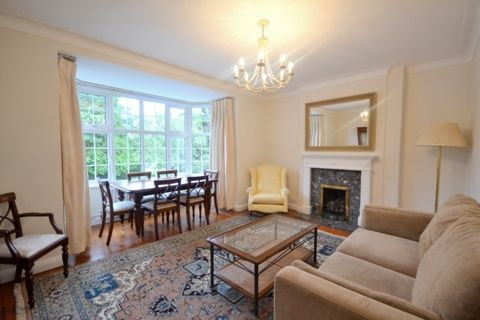 Thumbnail Flat to rent in Park View Court, Park View Road, Finchley, London