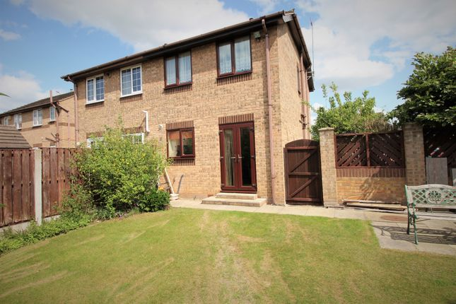 Thumbnail Semi-detached house for sale in Southmoor Lane, Armthorpe, Doncaster