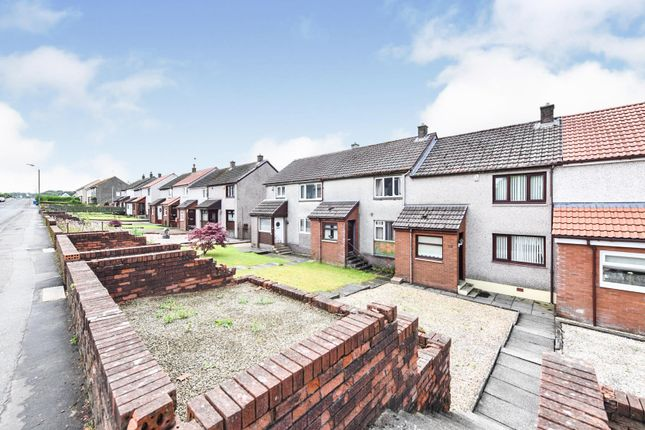 2 bed terraced house for sale in Blair Road, Dalry KA24