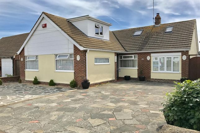 Thumbnail Detached bungalow for sale in Clarence Avenue, Cliftonville, Margate