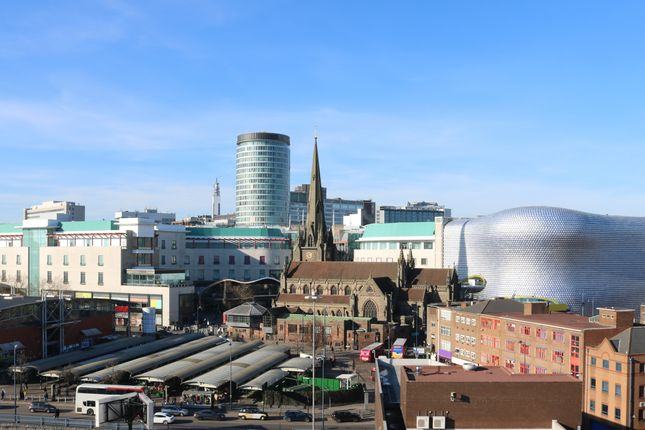 Studio for sale in Investment Flat, Ludgate Hill, Birmingham B3