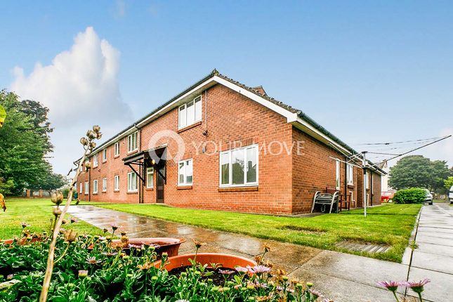 1 bed flat for sale in Wilton Manse, Thorntree Drive, Whitley Bay NE25