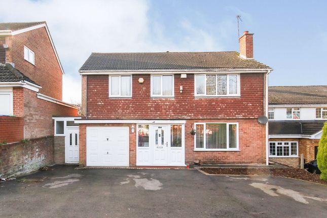 Thumbnail Detached house for sale in Monksfield Avenue, Great Barr, Birmingham