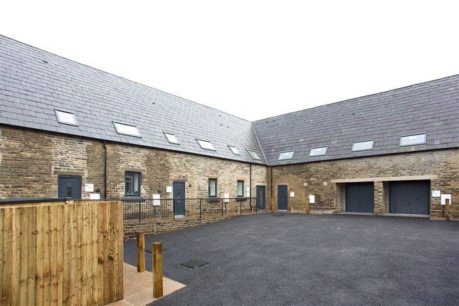 Courtyard of Plot 3, The School House, York Street, Barnoldswick BB18