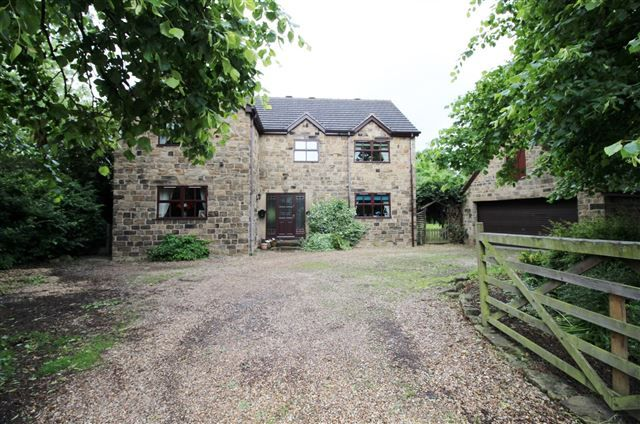 Thumbnail Detached house for sale in Sheffield Road, Woodhouse Mill, Sheffield