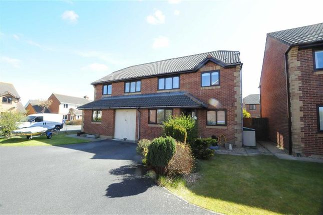 3 bed semi-detached house for sale in Elizabeth Road, Bude, Cornwall