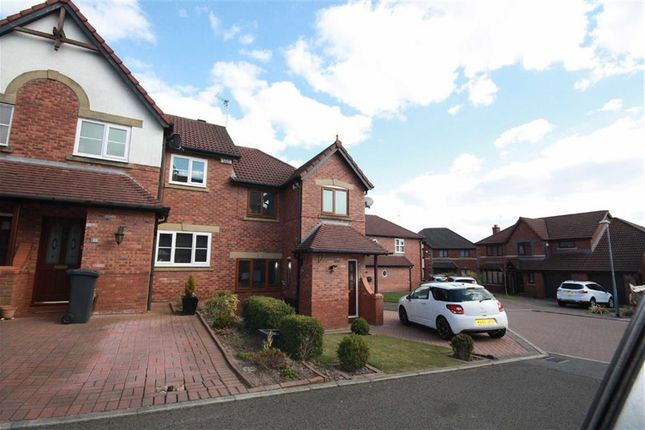 Thumbnail Mews house to rent in Falconwood Chase, Boothstown, Worsley