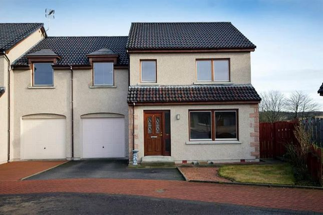 Thumbnail Detached house to rent in Goval Close, Dyce, Aberdeen