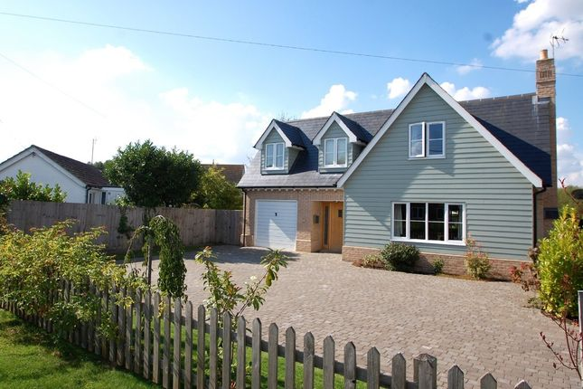 Thumbnail Detached house for sale in Barnhall Road, Tolleshunt Knights, Maldon