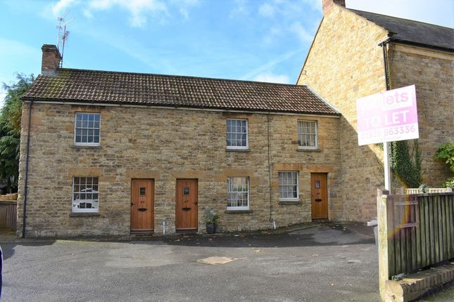 Thumbnail End terrace house to rent in Town Centre, Yeovil, Somerset
