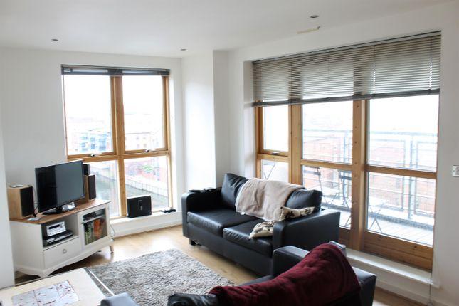 Thumbnail Flat to rent in St. James Quay, 4 Bowman Lane, Leeds