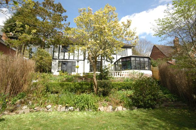 Thumbnail Detached house for sale in New North Road, St Davids, Exeter, Devon