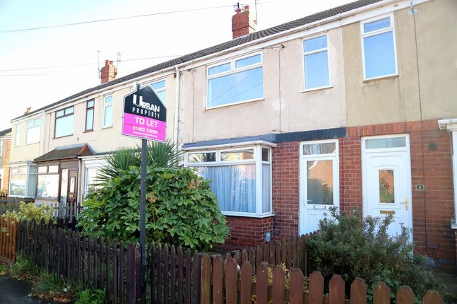 Thumbnail Terraced house to rent in Glebe Road, Hull, East Riding Of Yorkshire