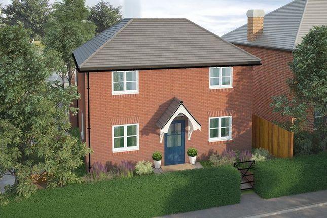 Thumbnail Detached house for sale in Aldermaston Road, Sherborne St. John, Basingstoke