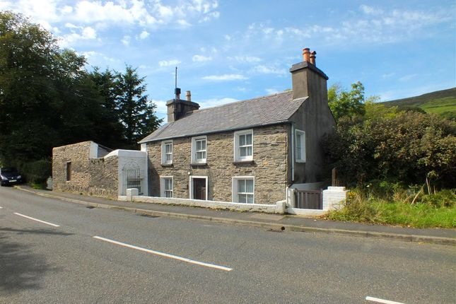 2 bed detached house for sale in Slieu Whallian Cottage, Lower Foxdale, Foxdale