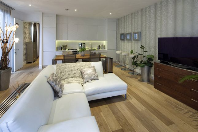 Thumbnail Detached house to rent in Caroline Walk, Fulham, London