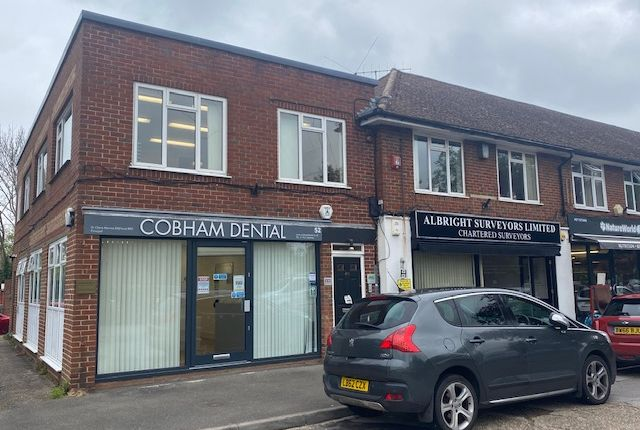Thumbnail Office to let in Station Road, Cobham