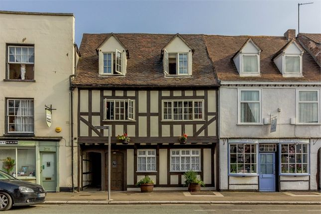 2 bed maisonette for sale in 66 Barton Street, Tewkesbury, Gloucestershire GL20