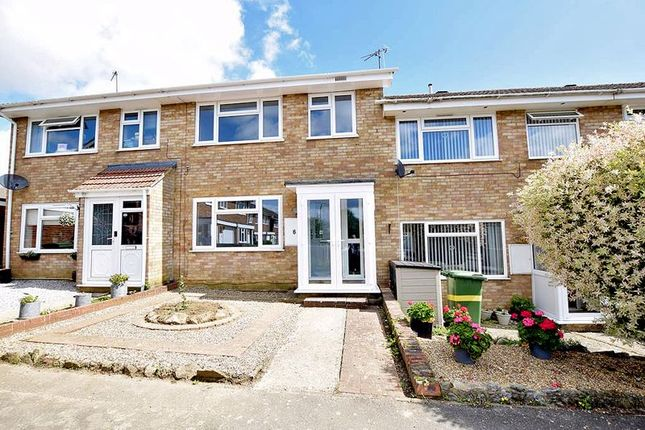 Thumbnail Terraced house to rent in Kewlands, Maidstone