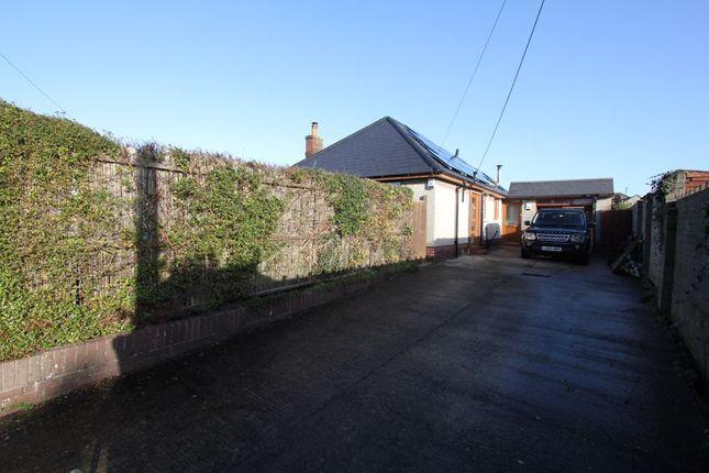 Driveway of Lon Cefn Mably, Rhoose, Barry CF62