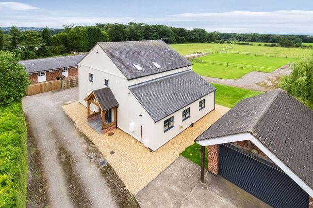Thumbnail Detached house for sale in Bleeding Wolf Lane, Scholar Green, Stoke-On-Trent