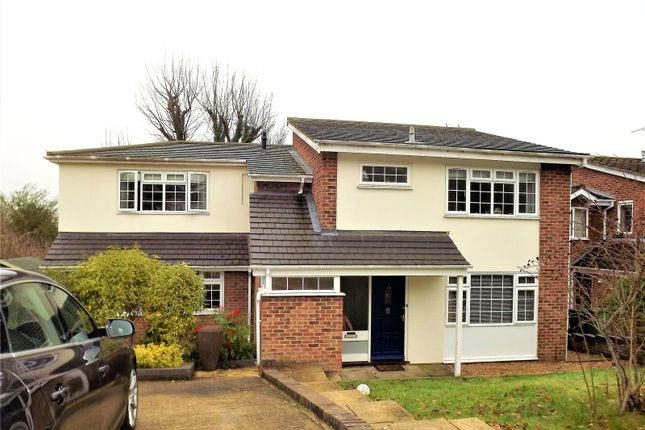 Thumbnail Detached house to rent in Barnards Hill, Marlow, Buckinghamshire