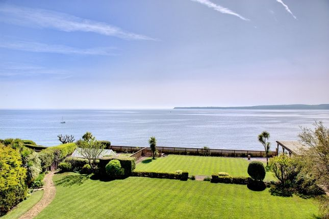 Thumbnail Detached house for sale in Headland Road, Torquay