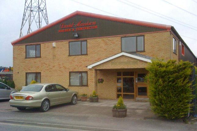 Thumbnail Commercial property for sale in York Road Industrial Estate, Malton, North Yorks