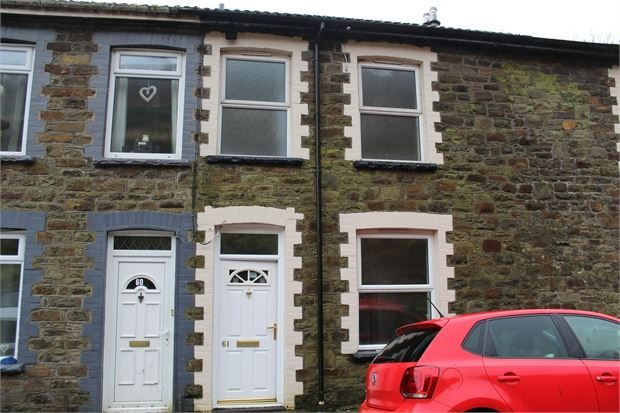 2 bed terraced house to rent in Morton Terrace, Tonypandy CF40