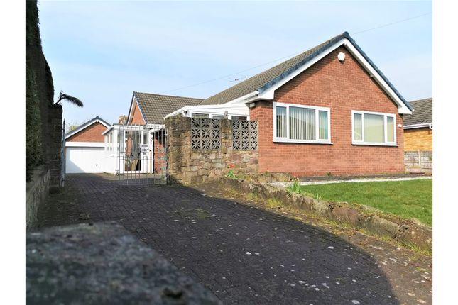 Thumbnail Detached bungalow for sale in Deerbolt Crescent, Kirkby