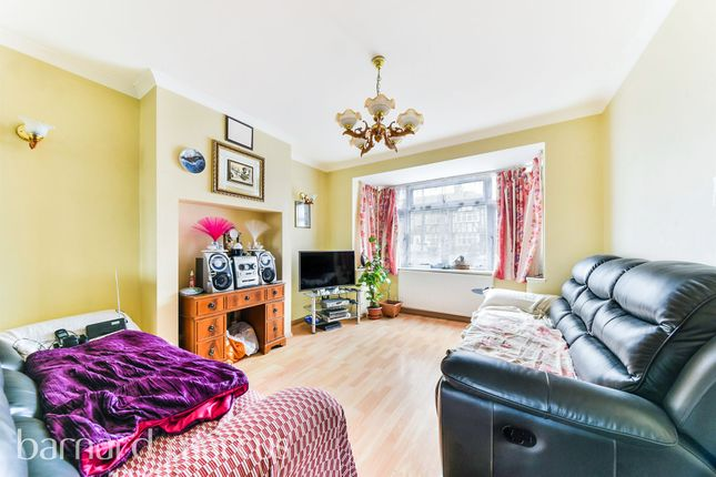 Thumbnail End terrace house for sale in Church Hill Road, North Cheam, Sutton