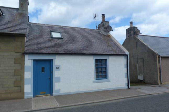 Thumbnail Flat to rent in Gordon Street, Portgordon, Buckie