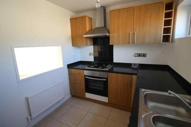Thumbnail Flat to rent in Holyrood Walk, Corby