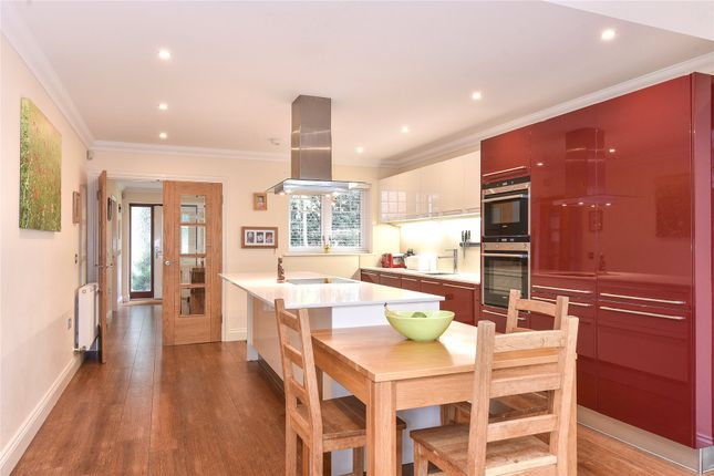 Thumbnail Detached house for sale in Blake Close, Crowthorne, Berkshire