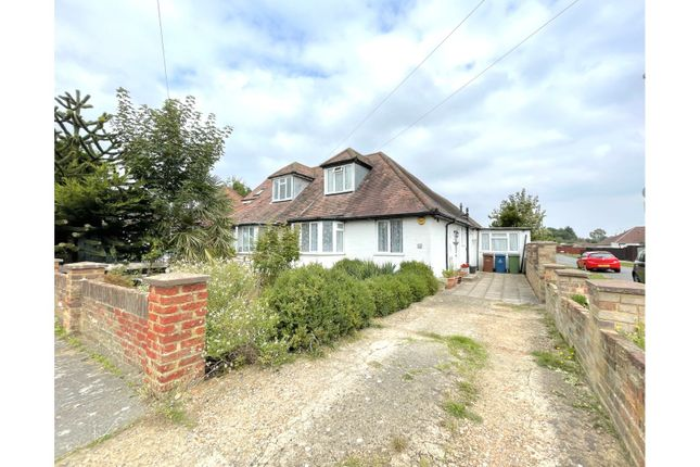 Thumbnail Semi-detached house to rent in Chartley Avenue, Stanmore