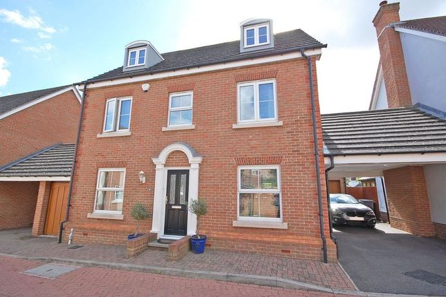 Thumbnail Detached house for sale in Crofters Walk, Great Notley, Braintree