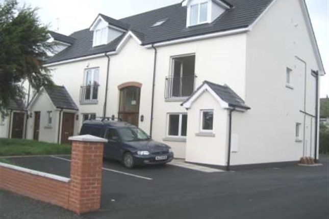 Thumbnail Flat to rent in The Avenue, Carrickfergus