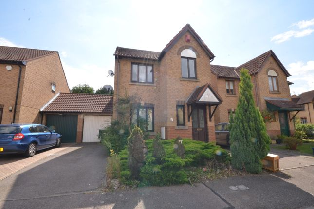 Thumbnail Detached house to rent in Lamberhurst Grove, Kents Hill