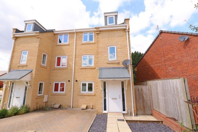 Thumbnail Property for sale in Viner Way, Hyde