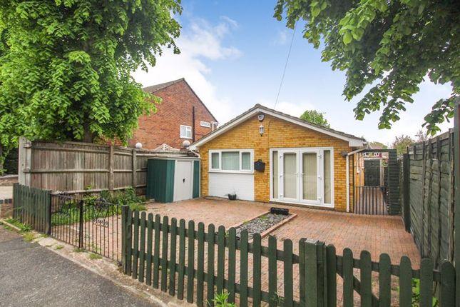 Thumbnail Detached bungalow for sale in Lime Avenue, Luton