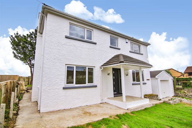 Thumbnail Detached house for sale in Llantwit Road, St. Athan, Barry