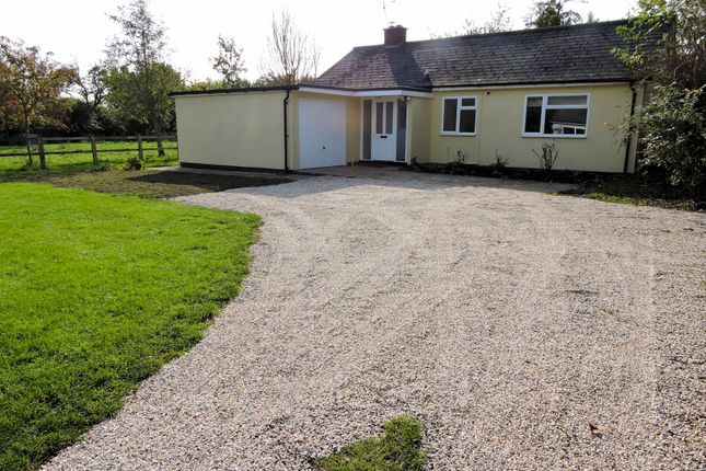 Thumbnail Bungalow to rent in Bullocks Lane, Great Canfield