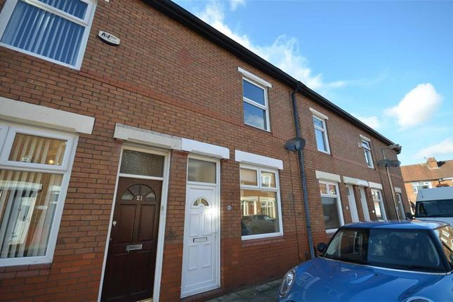2 bed terraced house to rent in Colborne Avenue, Reddish, Stockport