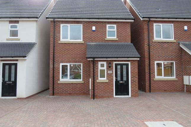 Thumbnail Detached house for sale in Stroud Avenue, Willenhall