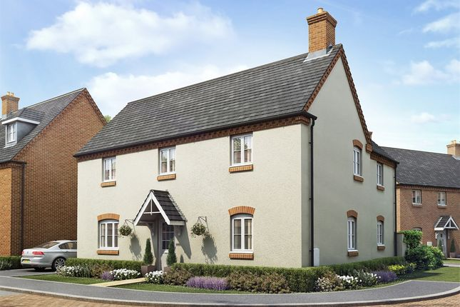 "Thumbnail Detached house for sale in ""The Beech"" at Towcester Road, Old Stratford, Milton Keynes"