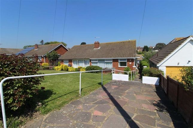 Thumbnail Semi-detached bungalow for sale in Seabourne Road, Bexhill-On-Sea, East Sussex