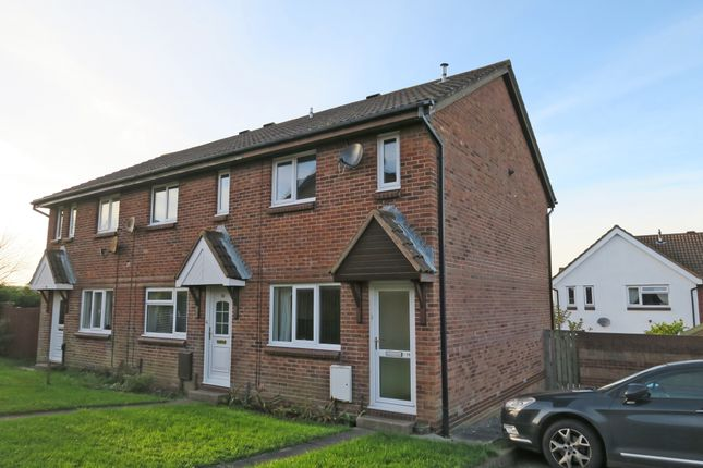 Thumbnail End terrace house for sale in Jennyscombe Close, Staddiscombe, Plymouth