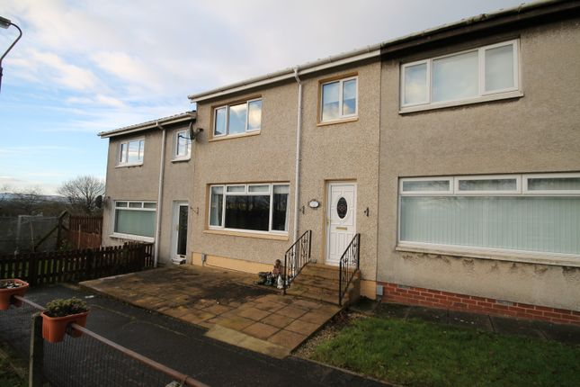 Thumbnail Terraced house for sale in Moss Path, Baillieston